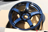 Advan TC4 - 18x9.5 +38 5x120 -  Black Chrome *Set of 4* (FK8 Civic Type R Spec)