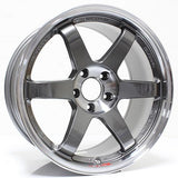 Volk Racing TE37SL - 18x9.5 +38, 5x120 (FK8 Civic Type R Fitment) - *Set of 4*