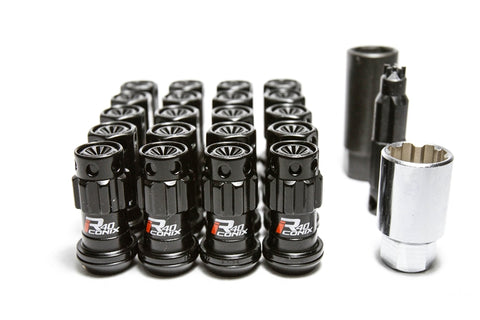 Project Kics R40 Iconix Lug Nuts & Locks