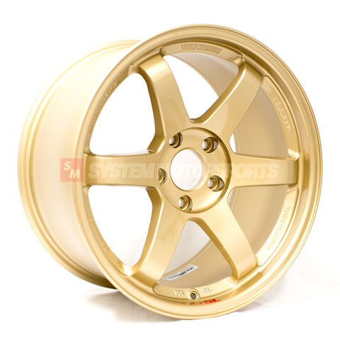 Volk Racing TE37SL - 18x10 +40 5x114.3 Gold *Set of 4*