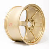 Volk Racing TE37SL - 18x9.5 +38 5x120 Gold (FK8 Civic Type R Fitment) - *Set of 4*