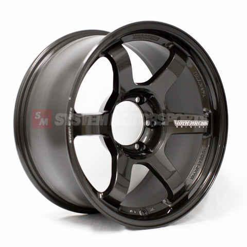 Volk Racing TE37 Large PCD Progressive - 18x9 +0 6x139.7 Diamond Dark Gunmetal *Set of 4*