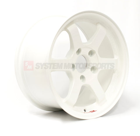 Rays Volk Racing TE37SL - 15x8 +32 5x114.3 Championship White *Set of 4*