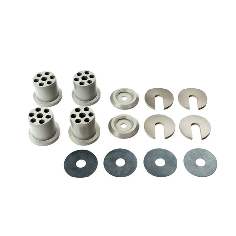 Voodoo13 Adjustable Solid Subframe Bushings - 2013+ Scion FRS / Subaru BRZ / Toyota 86