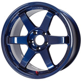 Volk Racing TE37SL - 18x10 +40 5x120 Mag Blue *Set of 4*