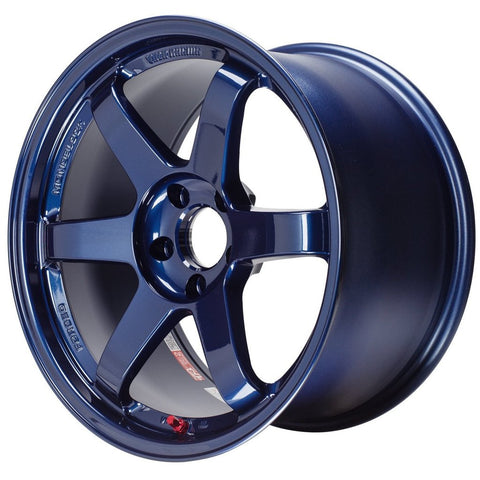 Volk Racing TE37SL - 18x9.5 +45 5x120 Mag Blue *Set of 4*