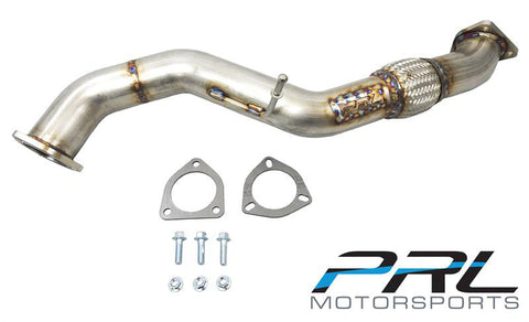 PRL Front Pipe Upgrade - Honda Civic Type R FK8 17+