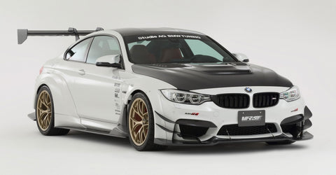 Varis Full Wide Body Kit (Carbon) - BMW M4 F82