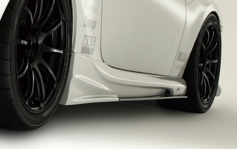 Varis Arising II Side Skirt (CF) - 2013+ Scion FRS / Subaru BRZ / Toyota GT86