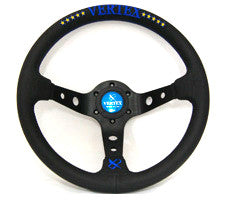 Vertex 10 Star Steering Wheel BLUE - 330mm (STW-10STR-BLU)