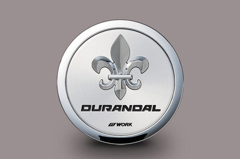 WORK Durandal Center Cap (Silver)