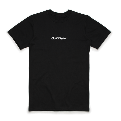 OutOfSystemBlackTee
