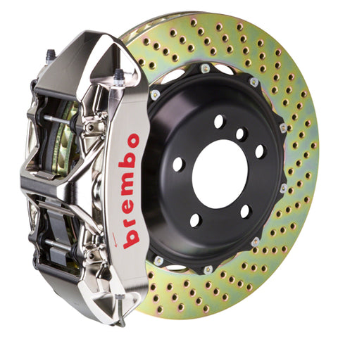 "Brembo GT-R Big Brake Kit (Front) - 355x32mm (14"") 6-Piston Caliper 90-05 Acura NSX - GT-R-1M-.8056A"