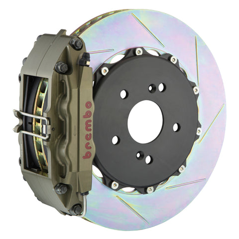 "Brembo Race Big Brake Kit (Rear) - 328x28mm (12.9"") 4-Piston Caliper 90-05 Acura NSX - RC-4K-.6005A"
