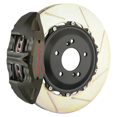 "Brembo Race Big Brake Kit (Front) - 345x28mm (13.6"") 4-Piston Caliper 90-05 Acura NSX - RC-3K-.8003A"