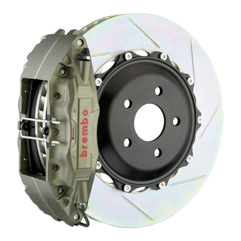 Brembo Club Racer BBK for FRS/BRZ/GT86 - Clear Hard Anodized