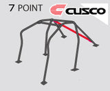 Cusco Roll Cage (2-pass, 7 point Cage) - 2013+ Scion FRS / Subaru BRZ / Toyota 86
