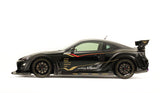 Varis Complete Widebody Kit A - Scion FRS / Subaru BRZ / Toyota GT86 (FRP)