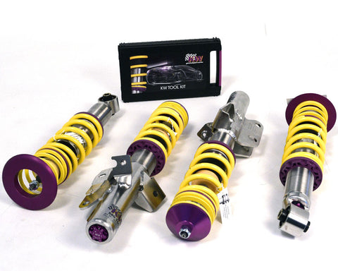 KW V3 COILOVERS - 2013+ Scion FR-S / Subaru BRZ / Toyota GT86