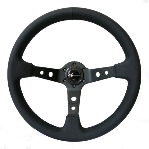 Renown 100 Dark Steering Wheel (350mm)