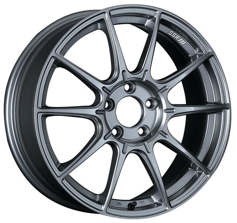 SSR GTX01 Dark SIlver for FK8 Type R Civic 2017+