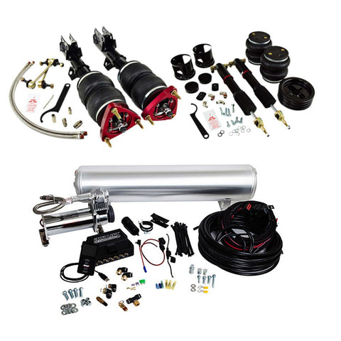 Airlift Performance 3P Air Suspension Kit - 2015+ Subaru WRX / STI
