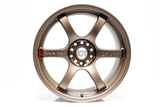 57DR Bronze 18x9.5 +38 5x100 at System Motorsports