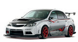 Varis Subaru WRX/STI (08-14) GVB Wide Body - Full Kit B (Carbon)