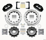 Wilwood Forged Narrow Superlite 6R Front Big Brake Kit - Scion FRS / Subaru BRZ (Slotted & Drilled)
