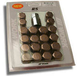 Work Lug Nuts - Bronze
