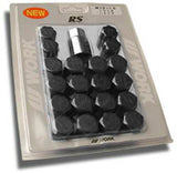 Work Lug Nuts - Black