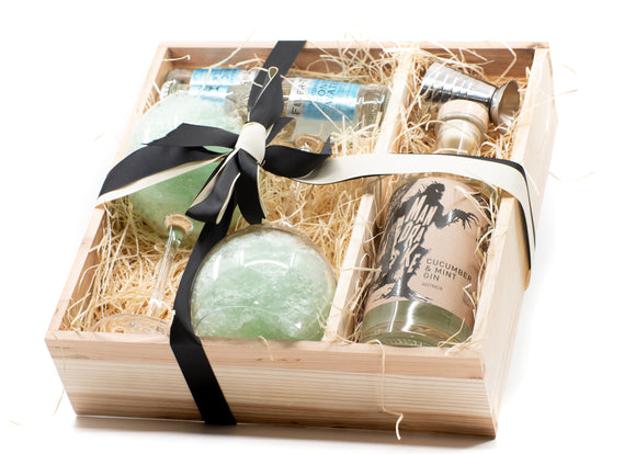 Mother's Ruin Gin Bowl Gift Pack