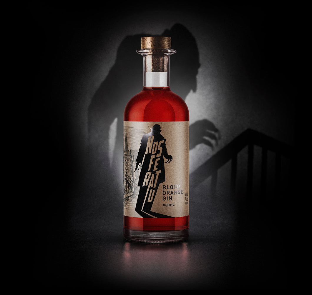 Nosferatu Blood Orange Gin