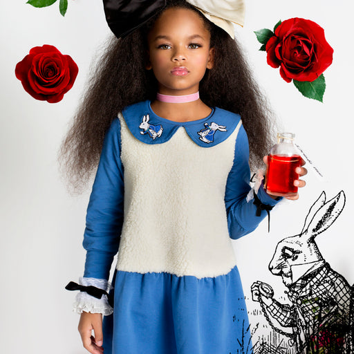 ALICE & RABBIT DRESS