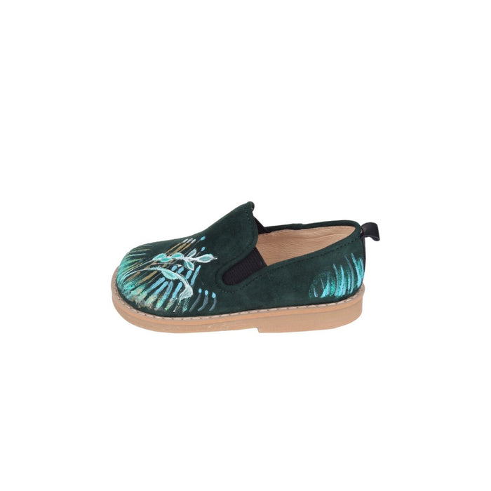 Botanical Slip On