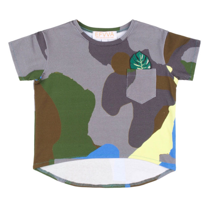 Tree Bark Shirt