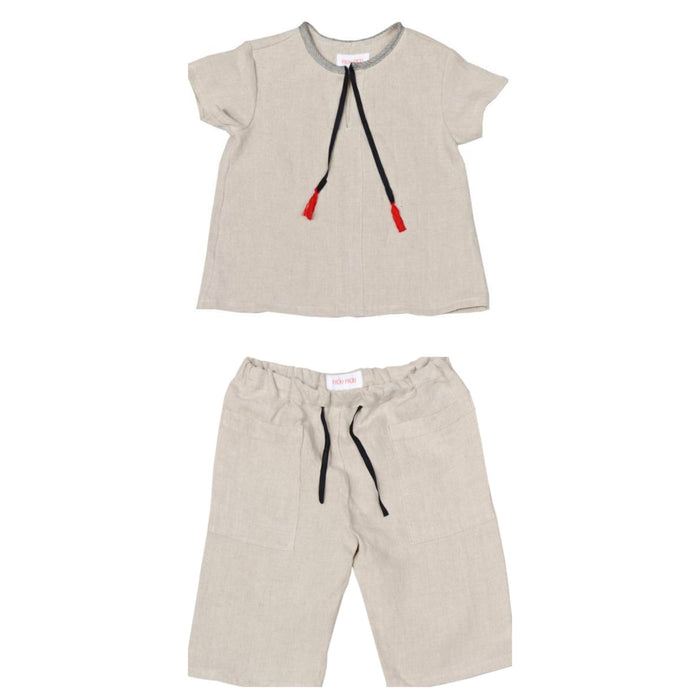 JULY SHIRT & PHILIP PANTS SET