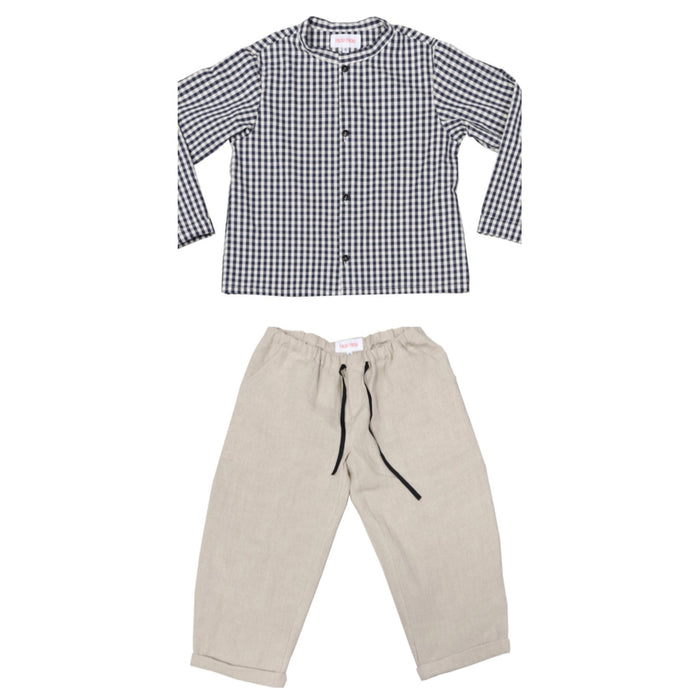 MAX SHIRT & NEW YORK PANT SET