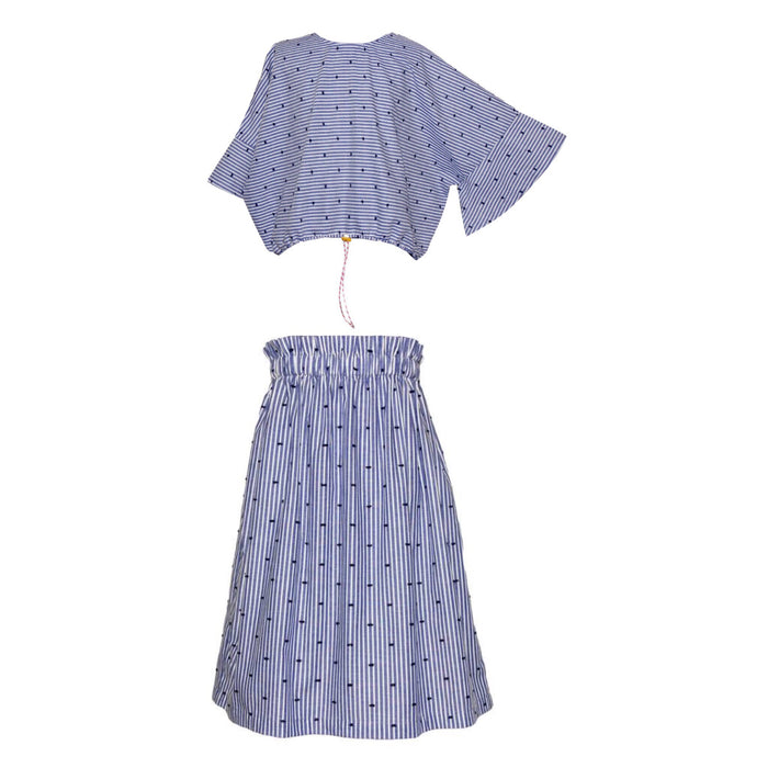SHIBUI TOP & SKIRT SET
