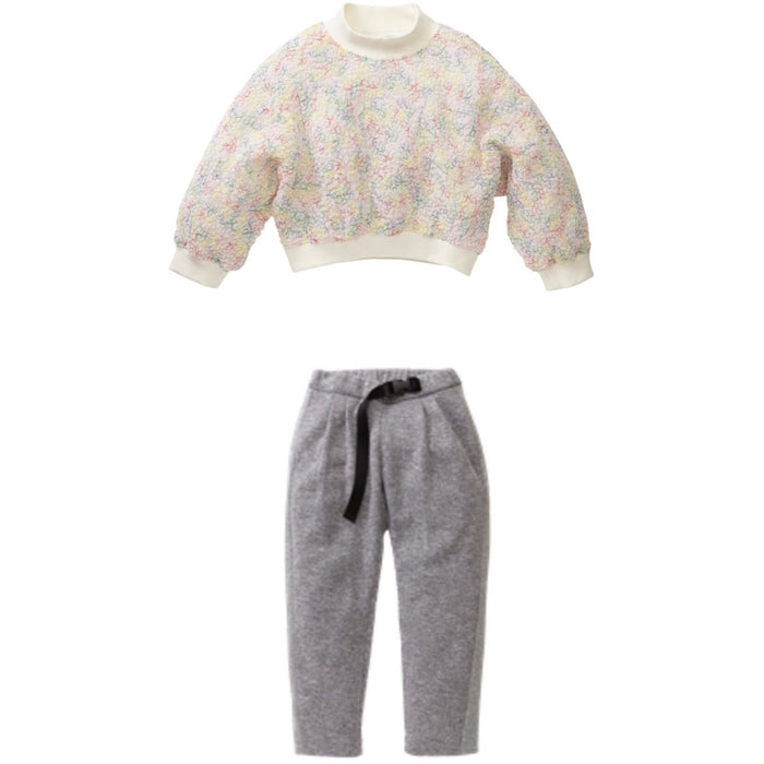 SWEATER & PANTS SET