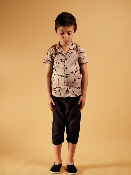 Bruno Shirt & Henrique Trousers Set