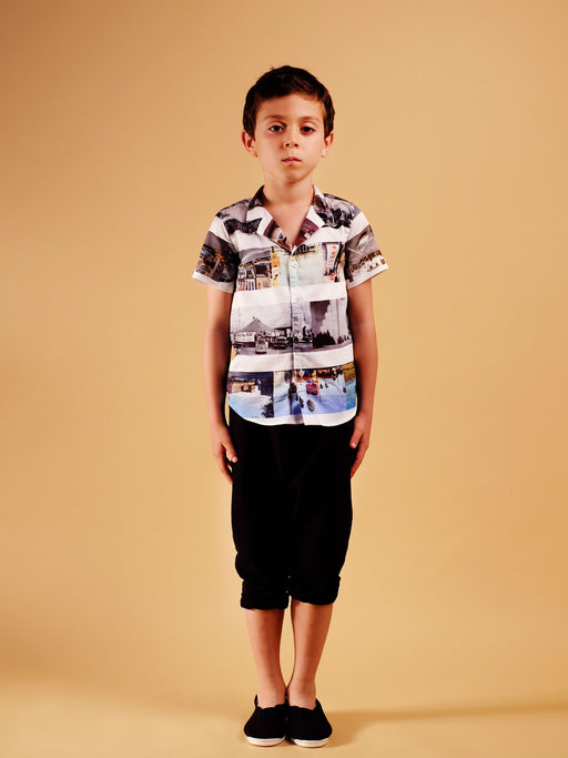 Bruno Shirt & Alvaro Trousers Set