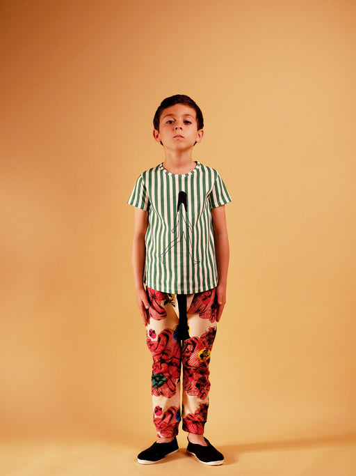 Sebastiao T-Shirt & Ricardo Trousers Set