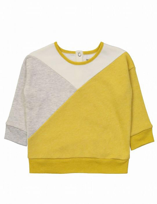 RUBIK'S YELLOW SWEATER