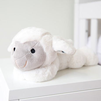 Liz the lamb – The solution for falling asleep and sleeping on?
