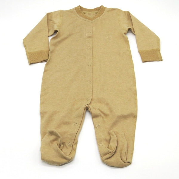 Baby Piper Long Sleeve Romper w Socks (1107)