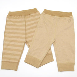 [Baby Piper] Long Pants 100% Organic Cotton Dye Free (1120) - Available in various colors and sizes
