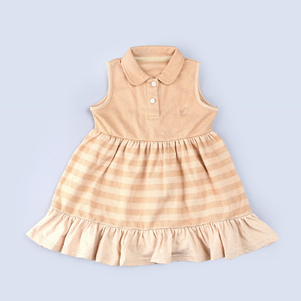 Baby Piper Sleeveless Collar Dress (1140)