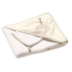 Thermobaby Bath Cape & Wash Cloth Set