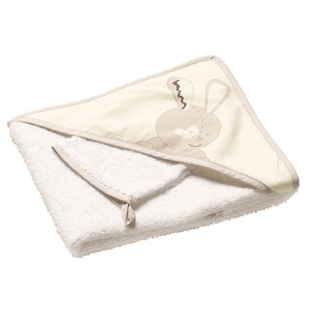 [Thermobaby] Bath Cape & Wash Cloth Set